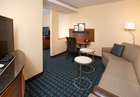 Westminster, CO: King Suite - Sitting Area