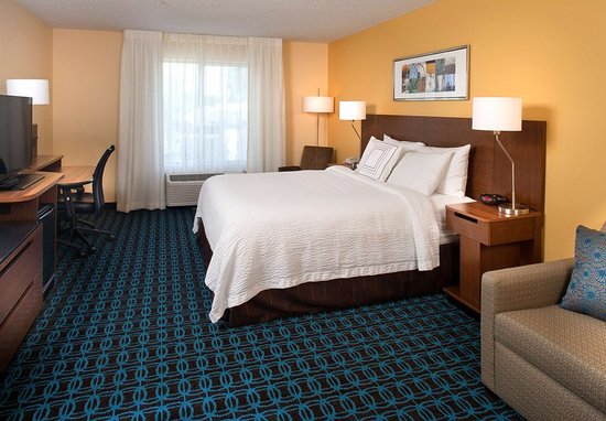 Westminster, CO: Executive King Guest Room