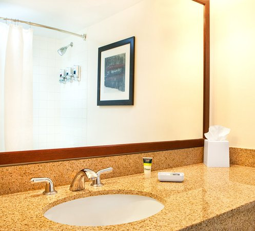 Meriden, CT: Bathroom