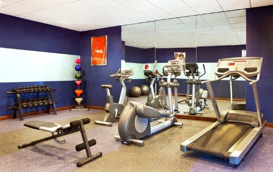 Meriden, CT: Fitness Center
