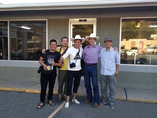 Hurricane, UT: Everyone Loves a Cowboy, I am officially the new.. Chinese John Wayne.. Just ask my friends