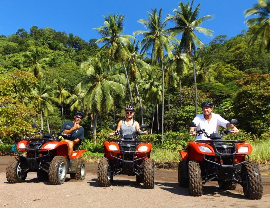 ATV Backcountry Tours