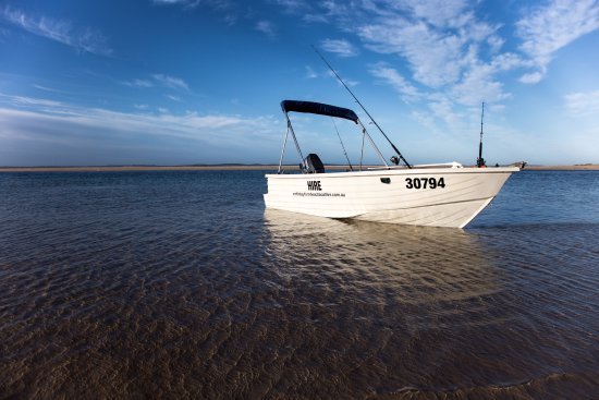 Coffin Bay and Farm Beach Boat Hire