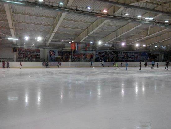 Pervomaiskiy Indoor Ice Skating Rink