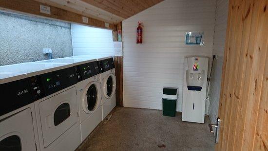 Watermillock, UK: Laundry