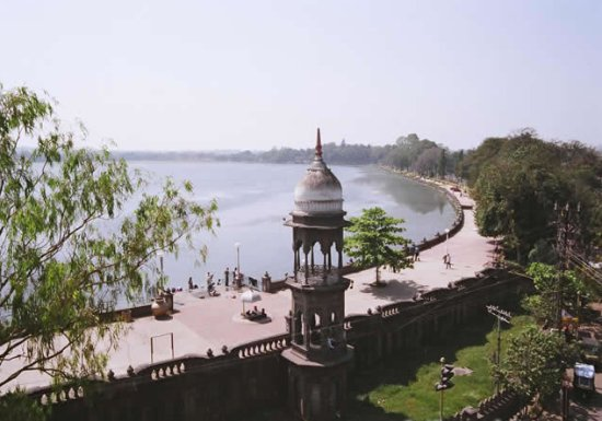 Kolhapur, India: Rankala Lake