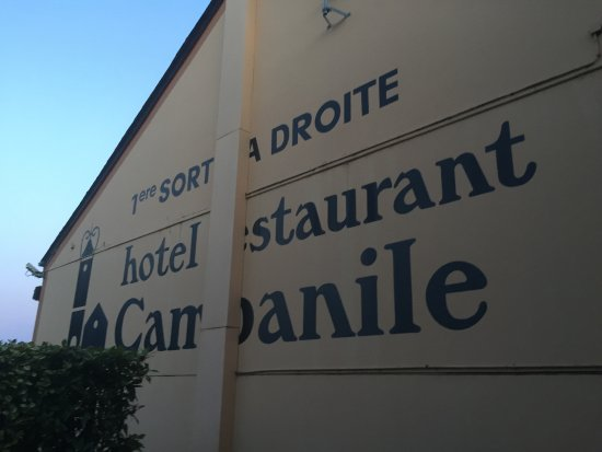 Herouville-Saint-Clair, Frankrike: L'hôtel Campanile Caen Nord - Hérouville-Saint-Clair