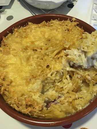 Montagnac, Frankreich: Example dish