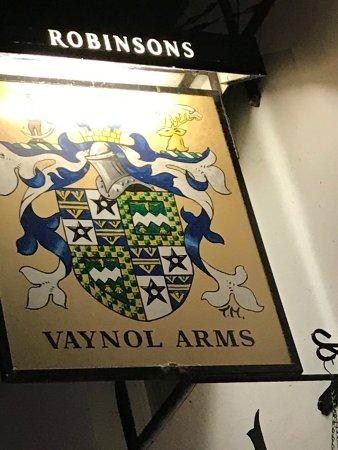 Vaynol Arms: photo1.jpg