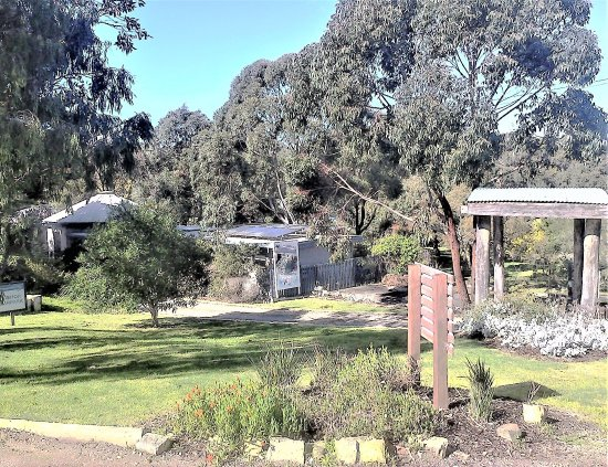 Aireys Inlet, Australia: The many trees & gardens provide guests with privacy [August 2017]
