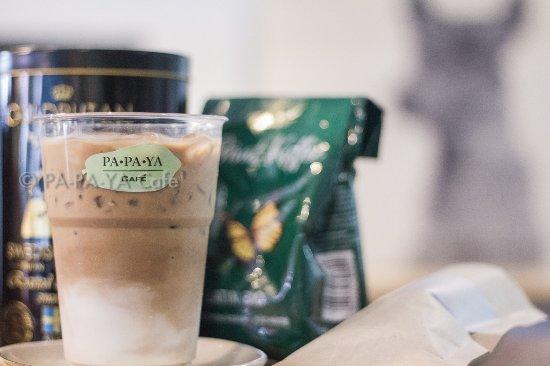 Lamphun, Thailand: Papaya Cafe