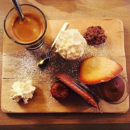 Café douceur a la Maison Casaux a Gourette