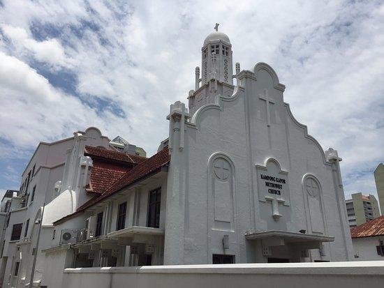 kampong kapor methodist church picture of kampong kapor methodist