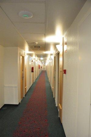 Hotel Ibis Oviedo: Corridor on the 3th floor