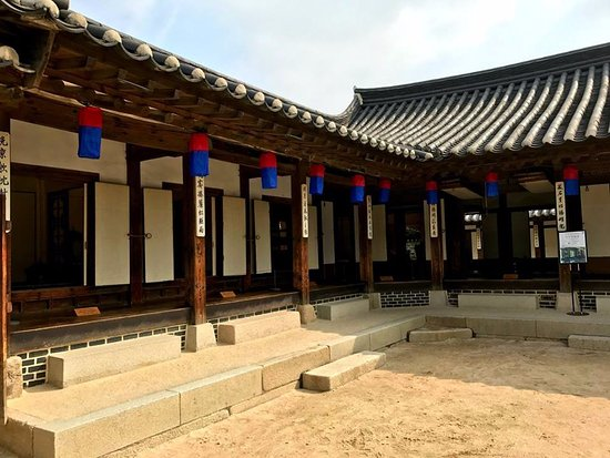 Namsangol Hanok Village : Inside 2