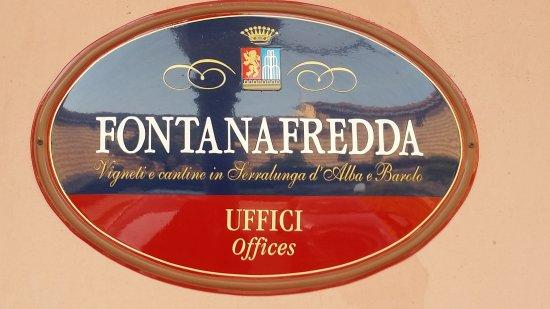 Serralunga d'Alba, Italië: Fontanafredda