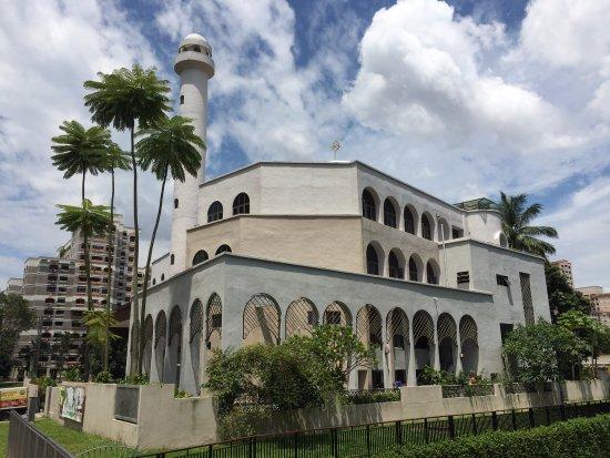 Masjid Kebun Limau