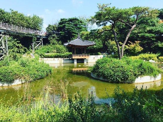 Gyeonggi-do, Sydkorea: garden