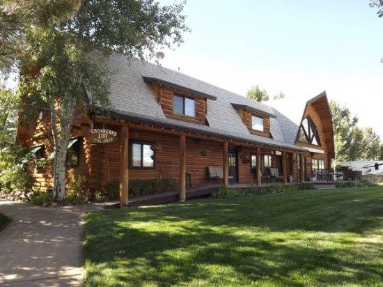 Snowberry Inn, Eden, Utah
