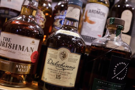 Palmwoods, Australia: Our whiskey bar has something for everyone