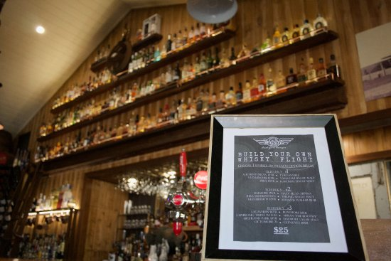 Palmwoods, Australia: Our whiskey bar is one of a kind