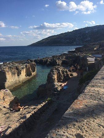 Piscina naturale di marina serra tricase aggiornato - Piscina naturale puglia ...