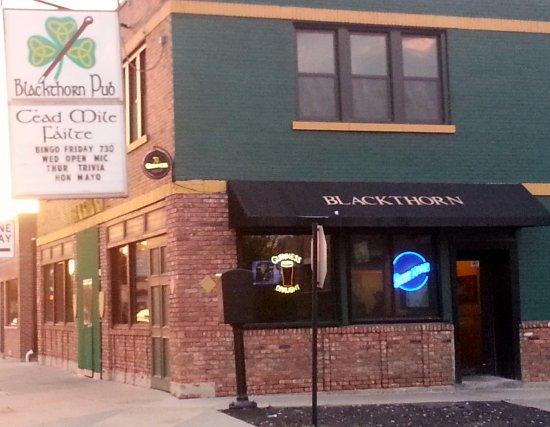 Blackthorn Pub