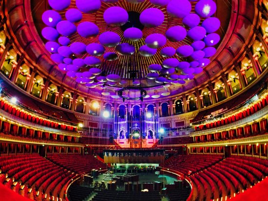 ‪Royal Albert Hall‬