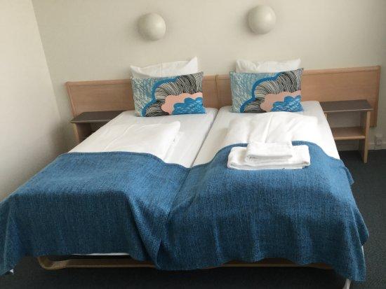 Frederikshavn, Danmark: Nye enkelt senge