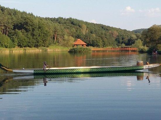 Harsas Lake