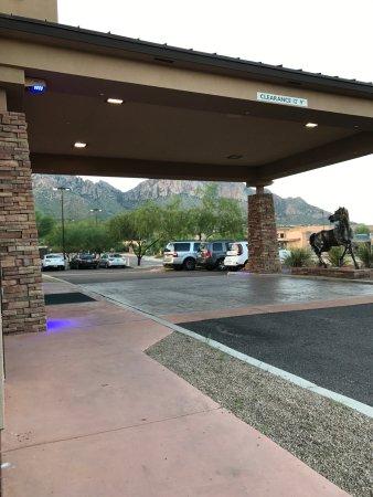 Oro Valley, AZ: Hotel Registeration