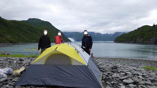 Kayak Adventures Worldwide: Tent