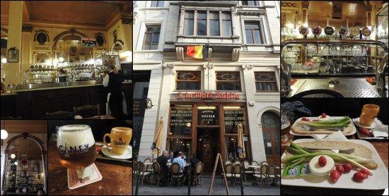 La Mort Subite: Estaminet de Bruxelles