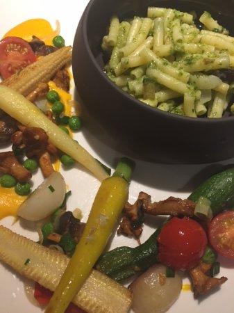 LE BISTRO DU RHONE : La cassolette végétarienne