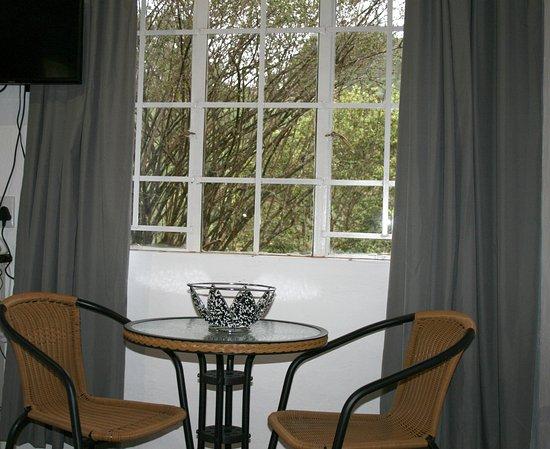 Sabie, Republika Południowej Afryki: Executive 2 Sleeper - in-room bistro dining area