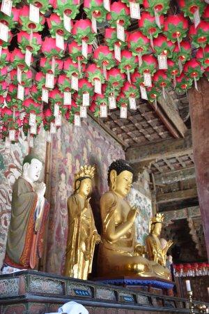 Gyeongju, Νότια Κορέα: Temple