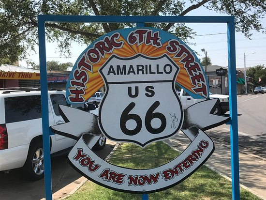 Route 66 Historic District Amarillo 2020 All You Need