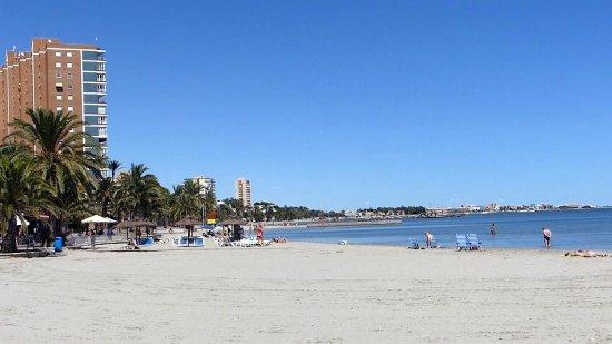 Murcia, Spanien: Beach View