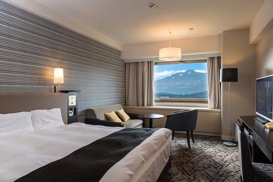 APA Resort Joetsu Myoko: 上層階客室からの眺望