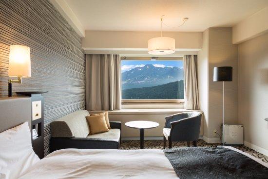 APA Resort Joetsu Myoko: 本館客室からの眺望
