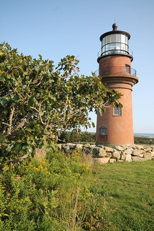 Gay Head Light  (Aquinnah Light) : Il faro di Gay Head