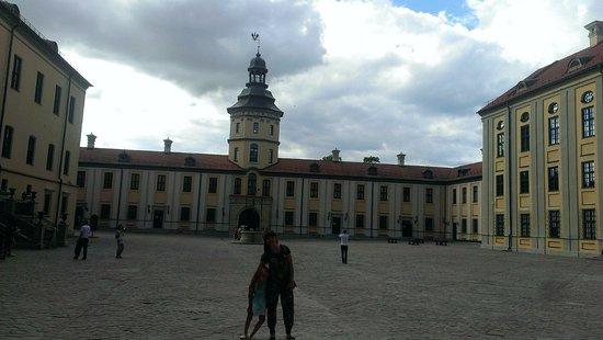 Nesvizh, Bielorrusia: Замок