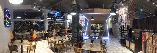 Meram burger amsterdam slotermeerlaan 109 ristorante for Meram restaurant amsterdam