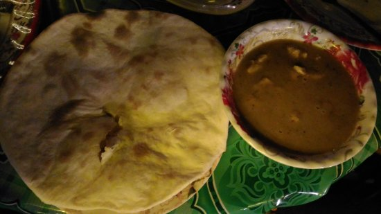 Don Det, Laos: Chicken curry 22000Kip