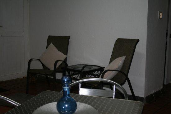 Sabie, Republika Południowej Afryki: Standard 4 Sleeper - Lounge area