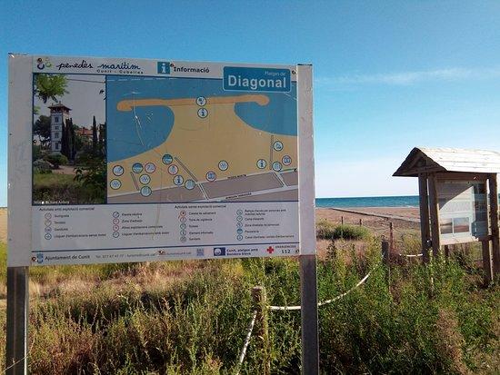 Platges de Cunit: informaciin