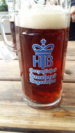 Braeustueberl Tegernsee: HTB Bierkrug