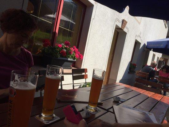 Wolfach, Almanya: Hotel Sonne Gasthof
