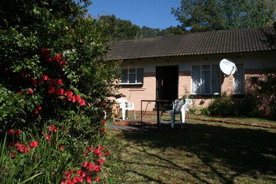 Sabie, Sudáfrica: 6 Sleeper chalet - garden view