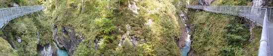 Leutasch, Oostenrijk: Panoramic pic!